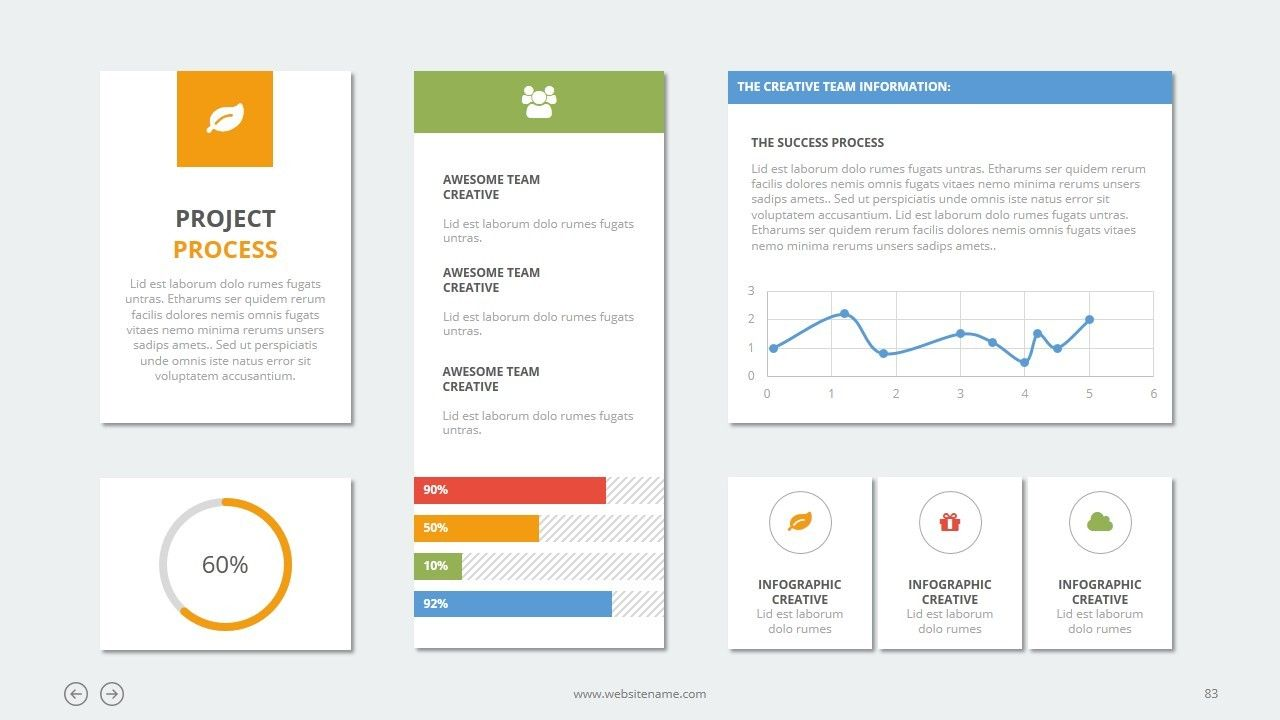 The Archer Presentation Template (With images