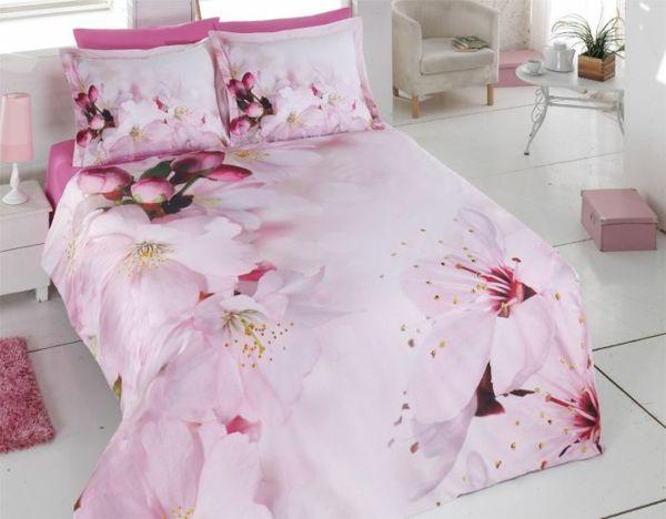 Bettwäsche Rosen Elegante Betwäsche Blumen Betwäsche