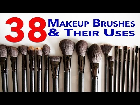 Photo of Ultimate Makeup Brushes Guide! 38 Makeup Brushes and Their Uses
