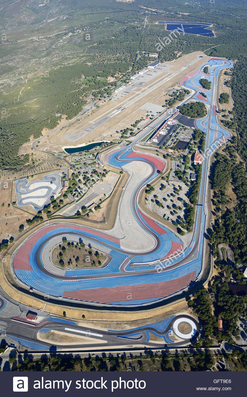 Download This Stock Image Le Castellet Race Track Aka Paul