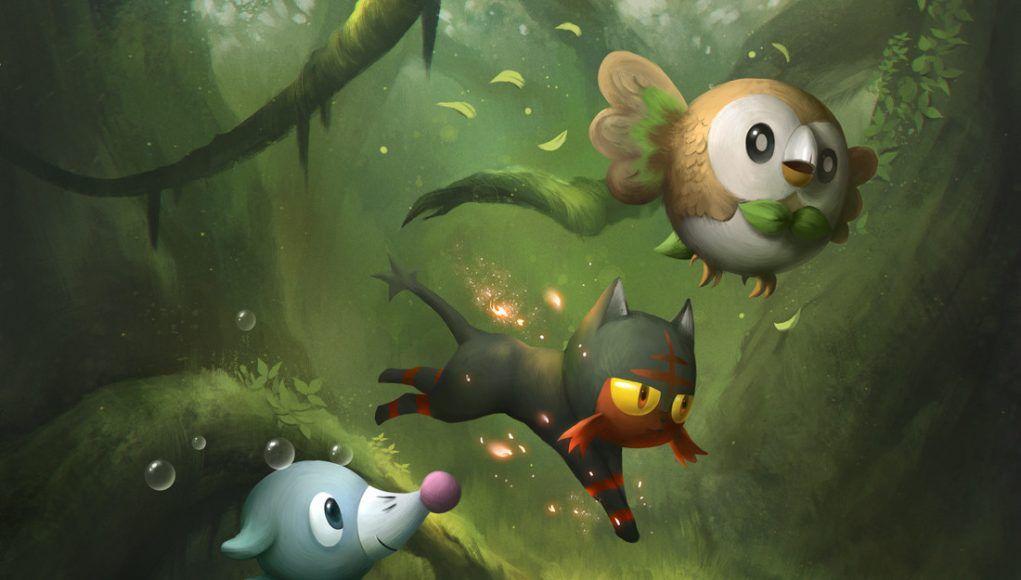 Alolan Grimer And Muk Revealed Plus New Pokemon Pokemon Pokémon