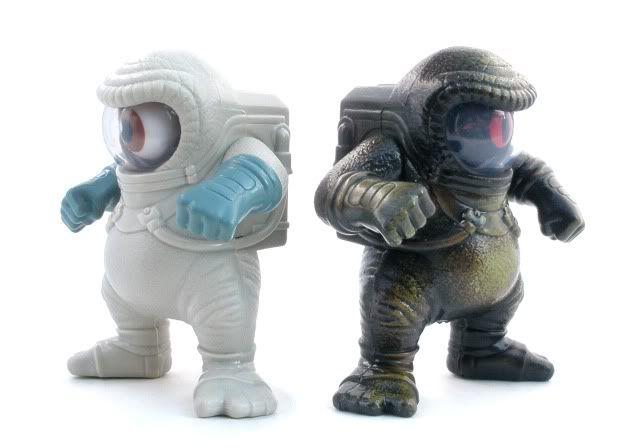 Alien - Astranuts - 3D - Planeta 51