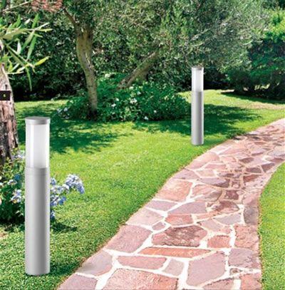 Captivating Lampioncini Classici Per Vialetto Du0027ingresso