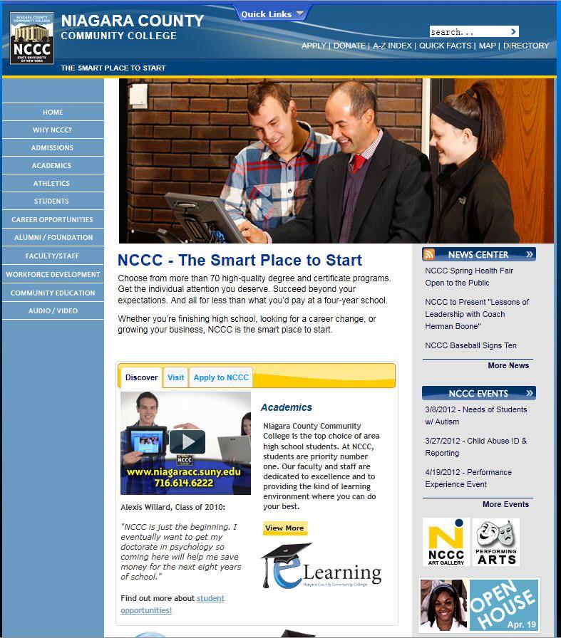 Niagara county community college community college