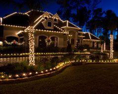 Christmas lights yard decorationstree also holidays outside decorations rh za pinterest