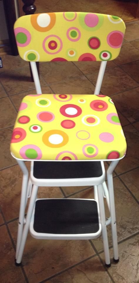 My Cosco Chair Is Not Old I Got It And Recovered It With