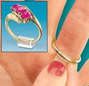 Pin By Amy E Mason On Tips Rings Ring Guard Jewelry Supplies
