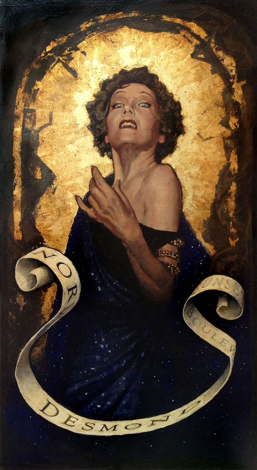 The Apotheosis of Norma Desmond by PJ Lynch