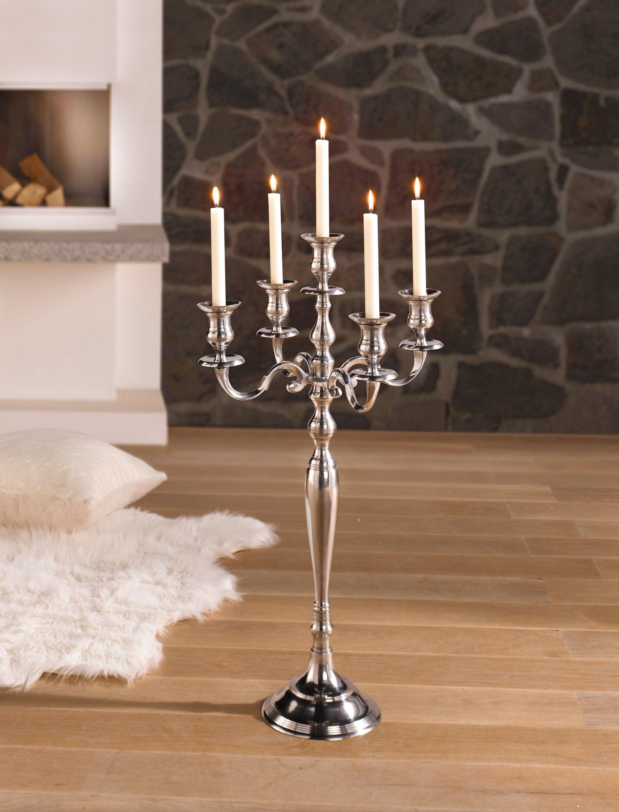 kerzenleuchter cand labre 78 cm mehrarmiger. Black Bedroom Furniture Sets. Home Design Ideas