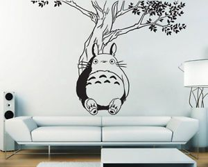 Superieur Totoro Wall Decal Google Search