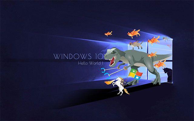 10 Cool Ninja Cat Wallpapers For Microsoft Windows 10 Wallpaper Windows 10 Windows Wallpaper Free Desktop Wallpaper