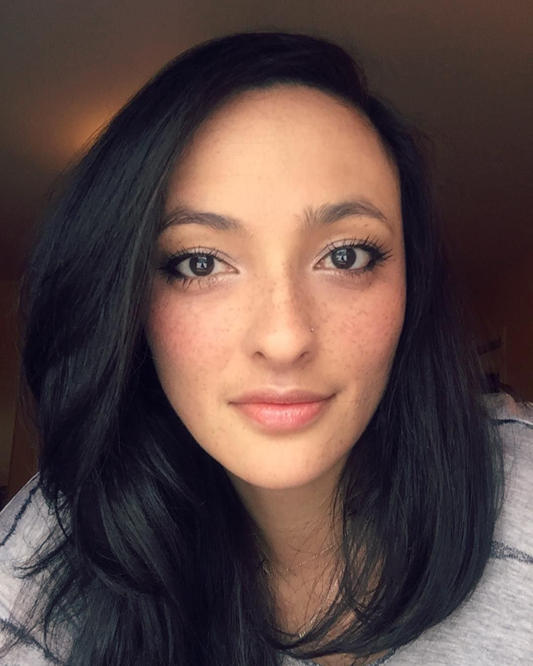 Wednesday morning makeup: tried awesome new concealers by @paulandjoe_beaute and @stilacosmetics  LipSurgence lip gloss by @tartecosmetics.  #rareselfie  #selfie #me #makeup #beauty #beautyaddict #instabeauty #photooftheday #hafu #ハーフ