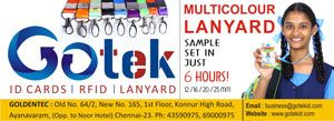Looking for the prominent industry for School belt tie manufacturer? RFID Tag Manufacturer is the best in printing school belts tie manufacturers. We are one of the well known manufacturers and supplier of high quality School Belts. We are the best manufacturers of printed high quality school belts ties with affordable costs.