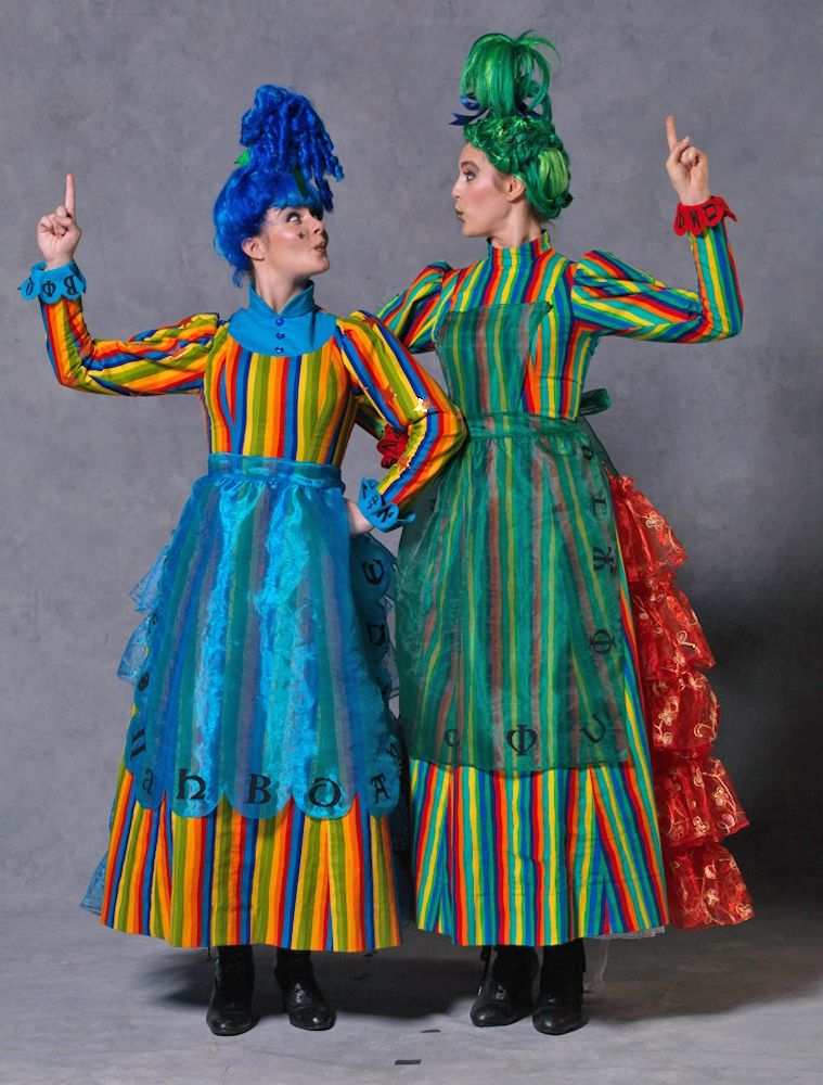 Annie/Fannie Mary poppins musical, Mary poppins costume