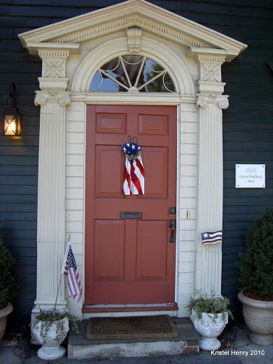 The Most Historic Homes Of Any Town In U S That Is Wickford Ri
