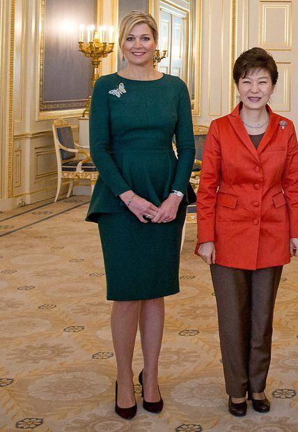 Fashion-Looks: Der Style von Königin Máxima   Fashion fashion and ...