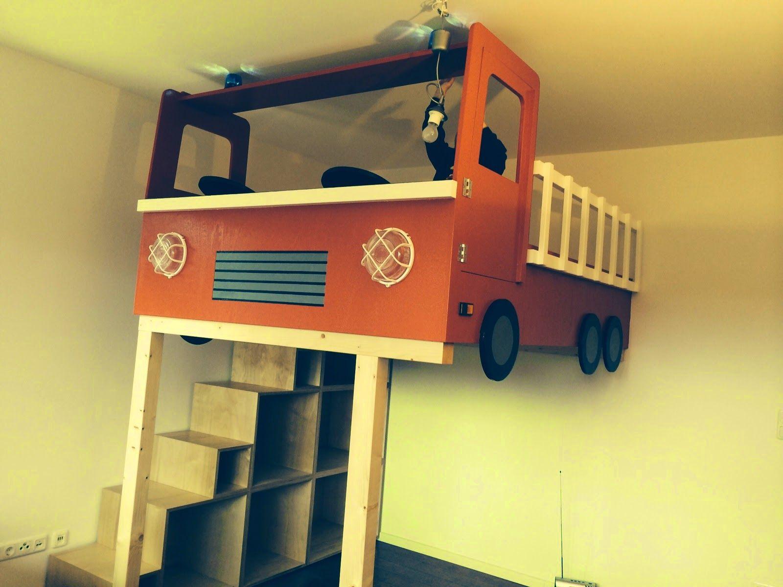hochbett kinder selber bauen. Black Bedroom Furniture Sets. Home Design Ideas