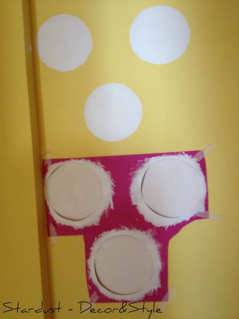 Girl\'s Bedroom Reveal! (and how to paint polka dots on a wall ...