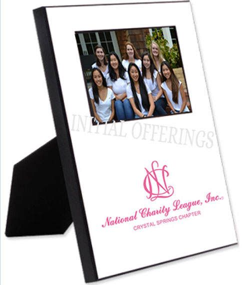 NCL (National Charity League) Photo Frame - Great GLAD and GLAP Gift ...