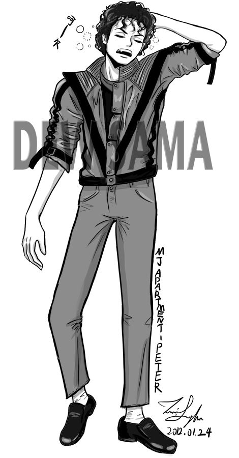 Nice style!! | Peter Character Setting by ~Dew-Sama on deviantART