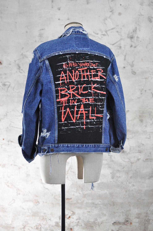 Vintage Tommy Hilfiger Custom Designed Jean Jacket Album