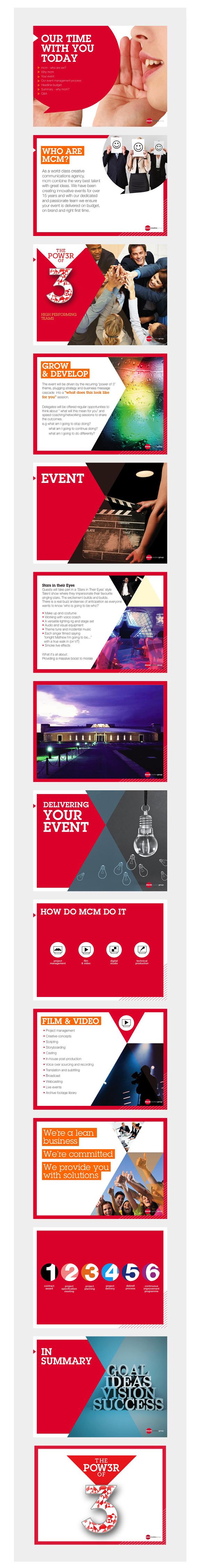 "hsbc presentation""dalya dahrouge, via behance. this powerpoint, Presentation templates"