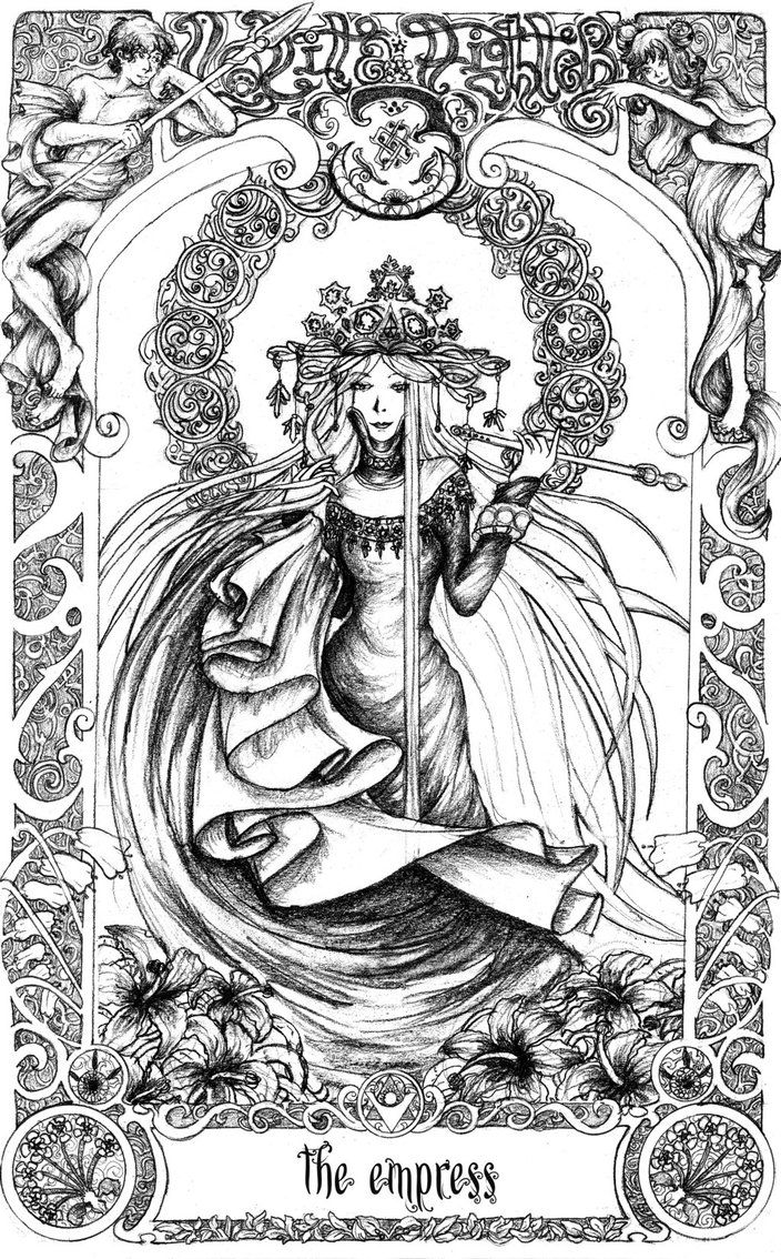 I Ve Been Wanting To Make My Own Deck For A Long Time So I M Diving In Alphonse Mucha Is My All Time Favorite Art Tarot Cards Art Tarot Art Tarot