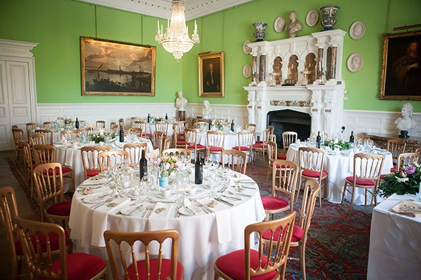 Wedding Reception At Capesthorne Hall Near Manchester Photos By Foleyphotographycouk