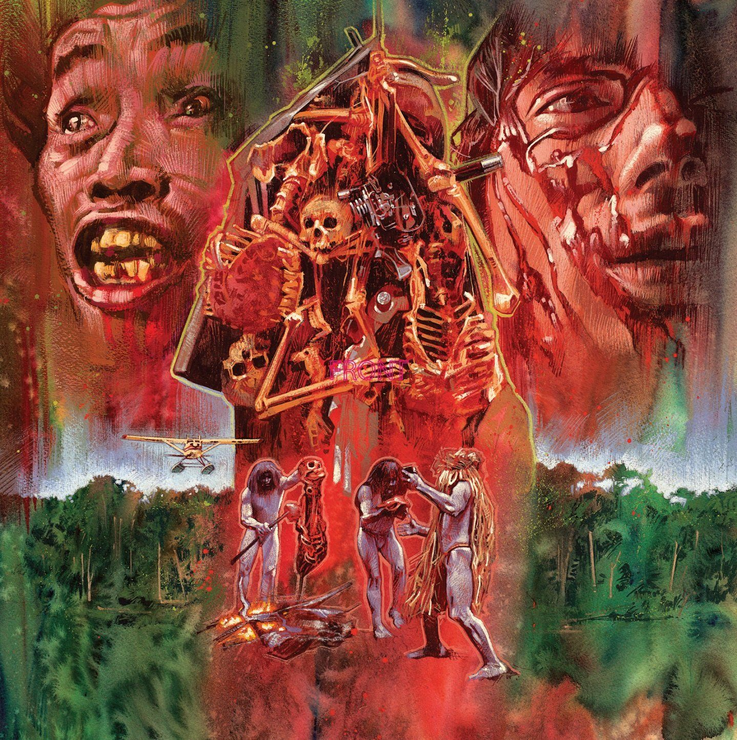 Cannibal Holocaust [VINYL]: Amazon.co.uk: Music