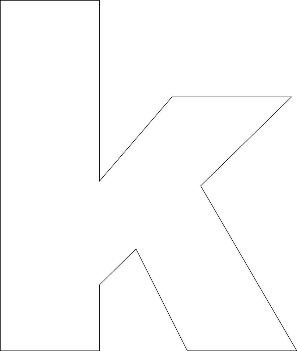 Free Printable Lower Case Alphabet Template Letter Sjablonen Sjablonen Alfabet