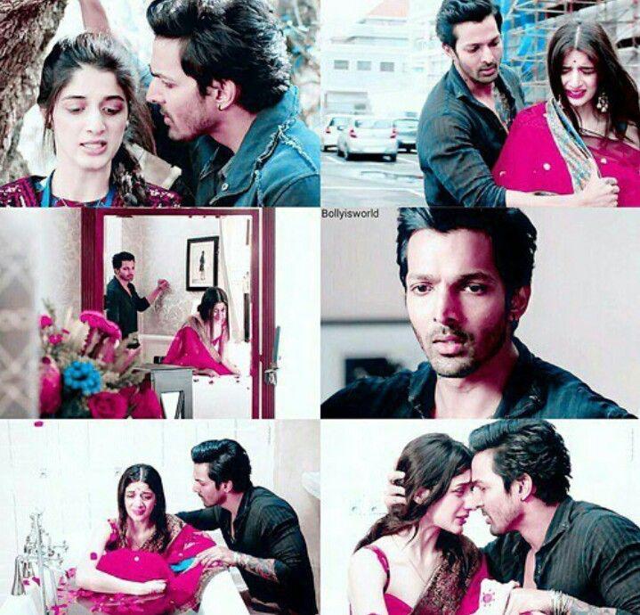 Tera chehra j Movie love quotes, Sanam teri kasam, Cute