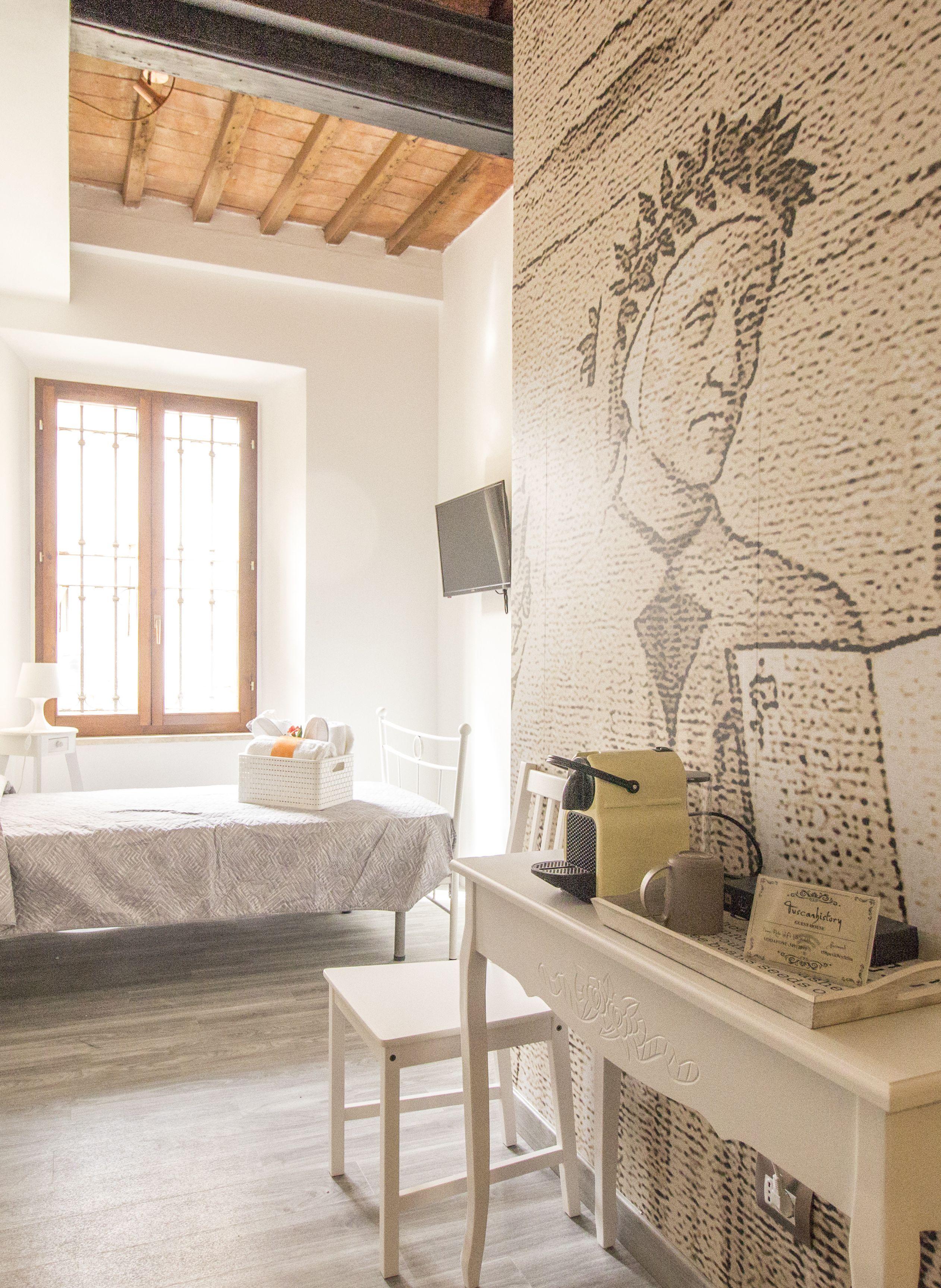 La camera Dante. Poetica e ispirata alla semplice bellezza della ...
