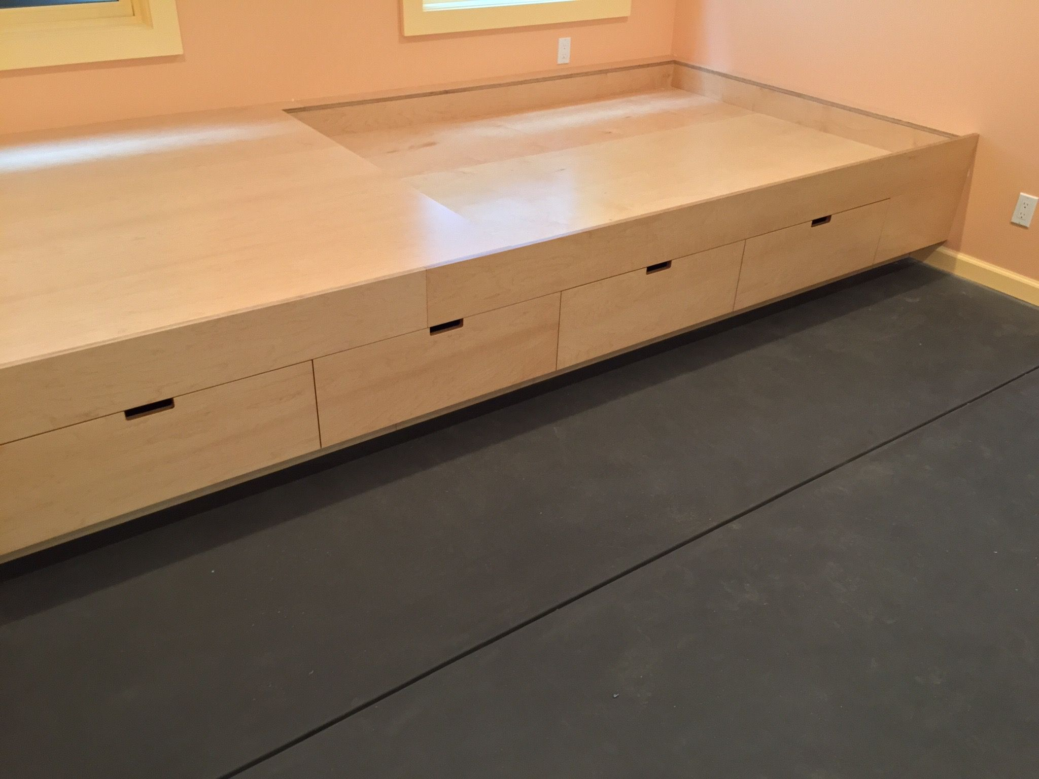 how to build kitchen cabinets image result for build a platform tatami with storage 16818