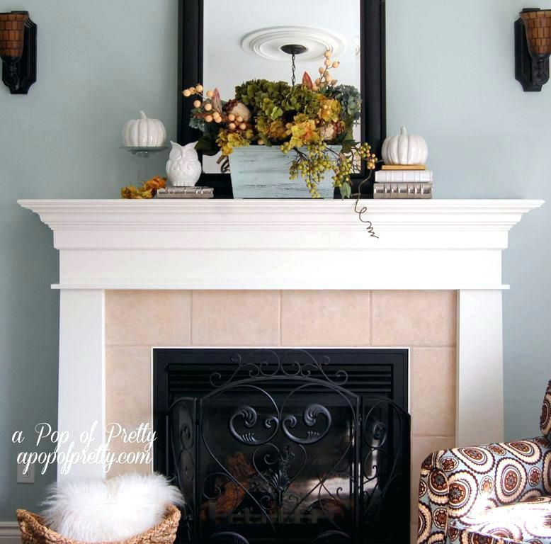 Simple Fireplace Mantels Build Simple Fireplace Mantel Black