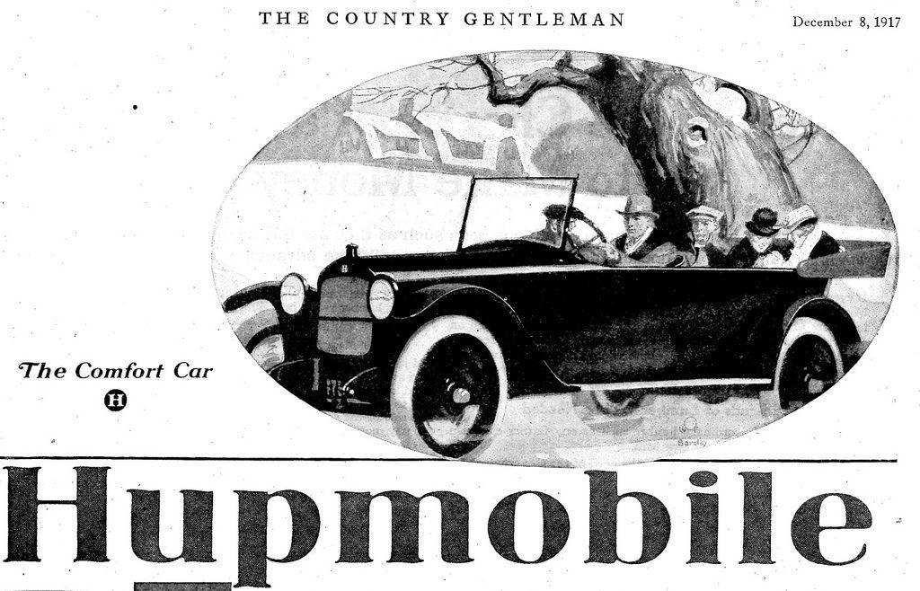 1917 Hupmobile | Flickr - Photo Sharing!