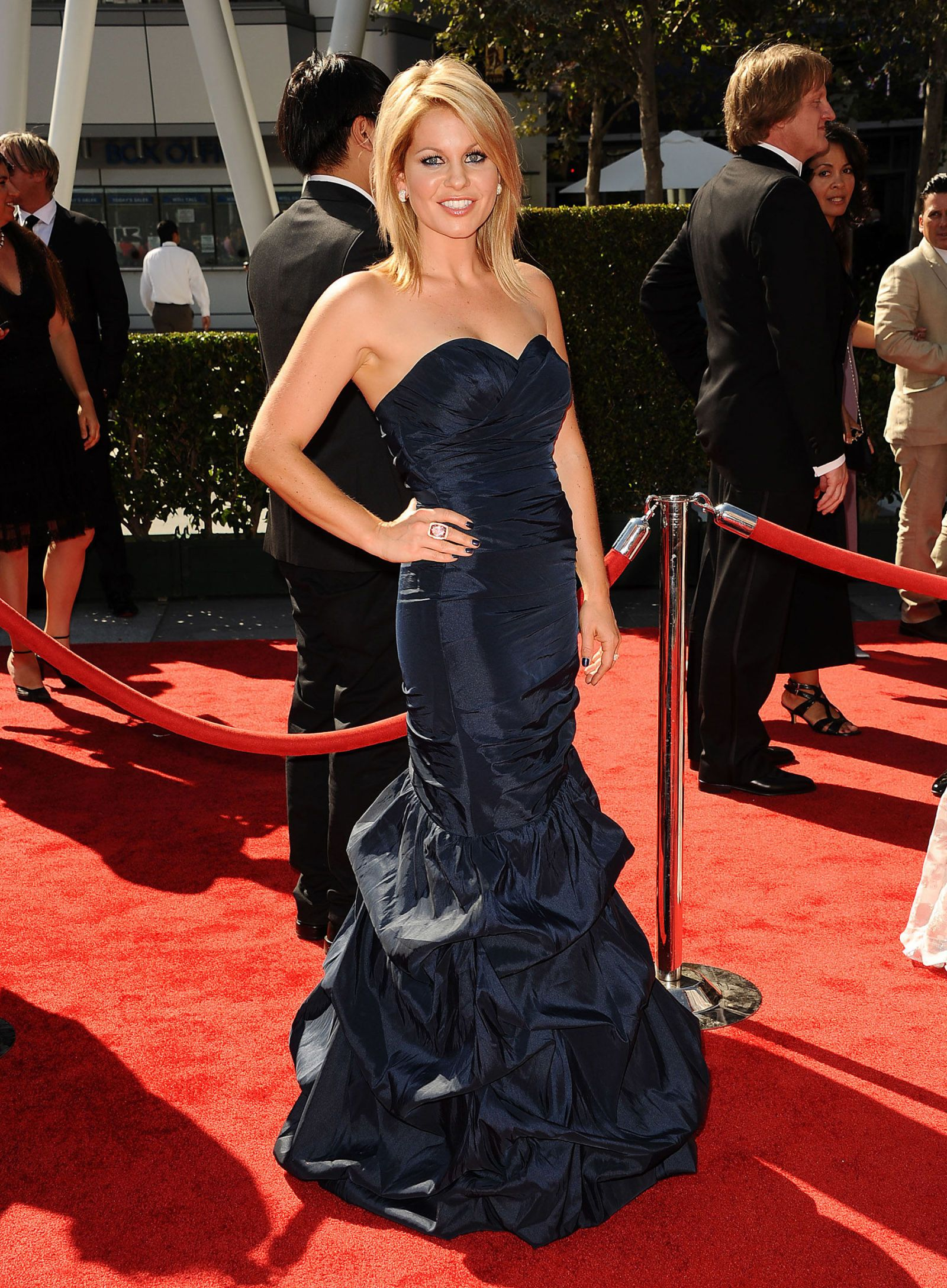 Full House Star Candace Cameron Bure Critiques Her '90s Red Carpet Looks