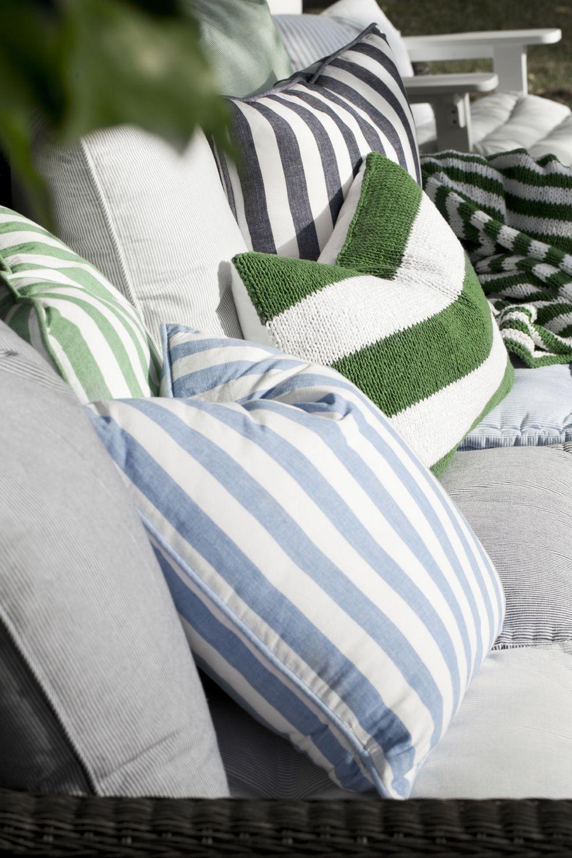 Afia And Affair Stripe Cushions Lene Bjerre Spring 2014