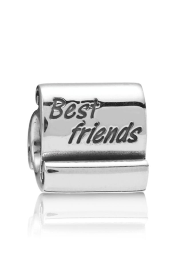 cdc4cba59 Discover ideas about Pandora Rings. Pandora Best Friends Scroll Charm ...