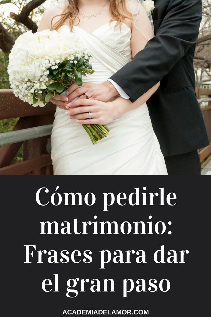 Frases De Amor Para Pedir Matrimonio A Tu Novio Whatsapps Mensajes