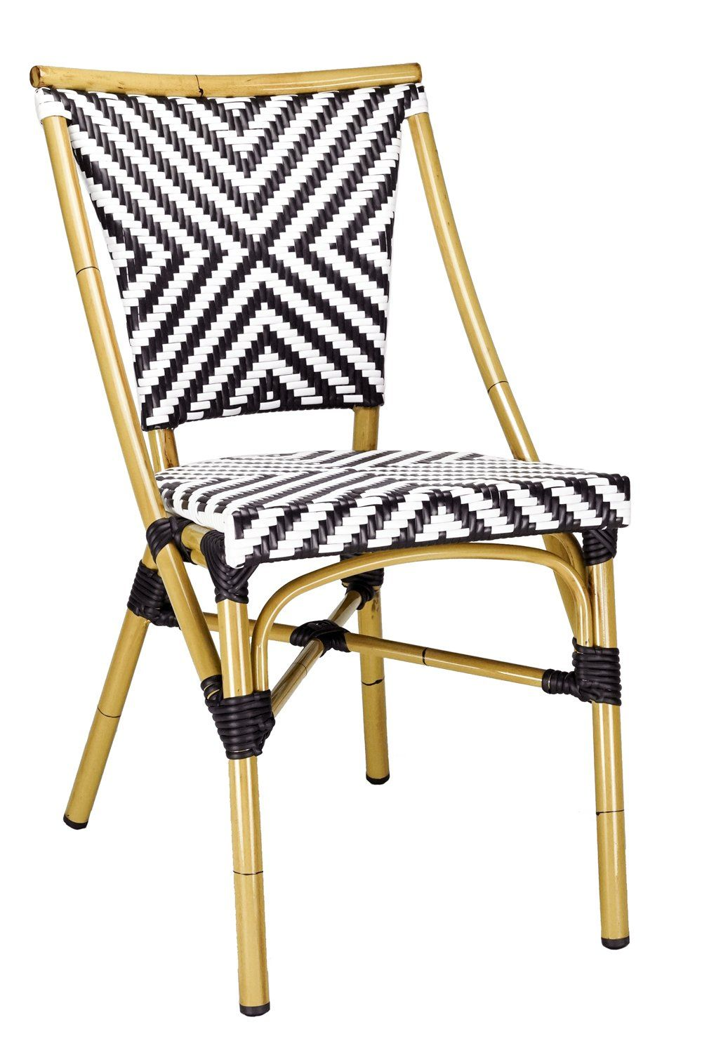 Strike Chair A Classic Synthetic Rattan Weaved Chair Made To