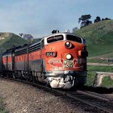 California Zephyr - Western Pacific Railroad