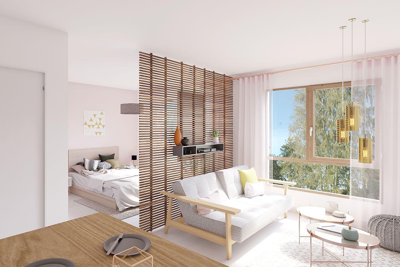 comment agrandir une pi ce sans casser les murs d co. Black Bedroom Furniture Sets. Home Design Ideas