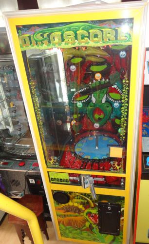 Dinoscore Arcade Game Redemption Coin-Op by Planet Earth