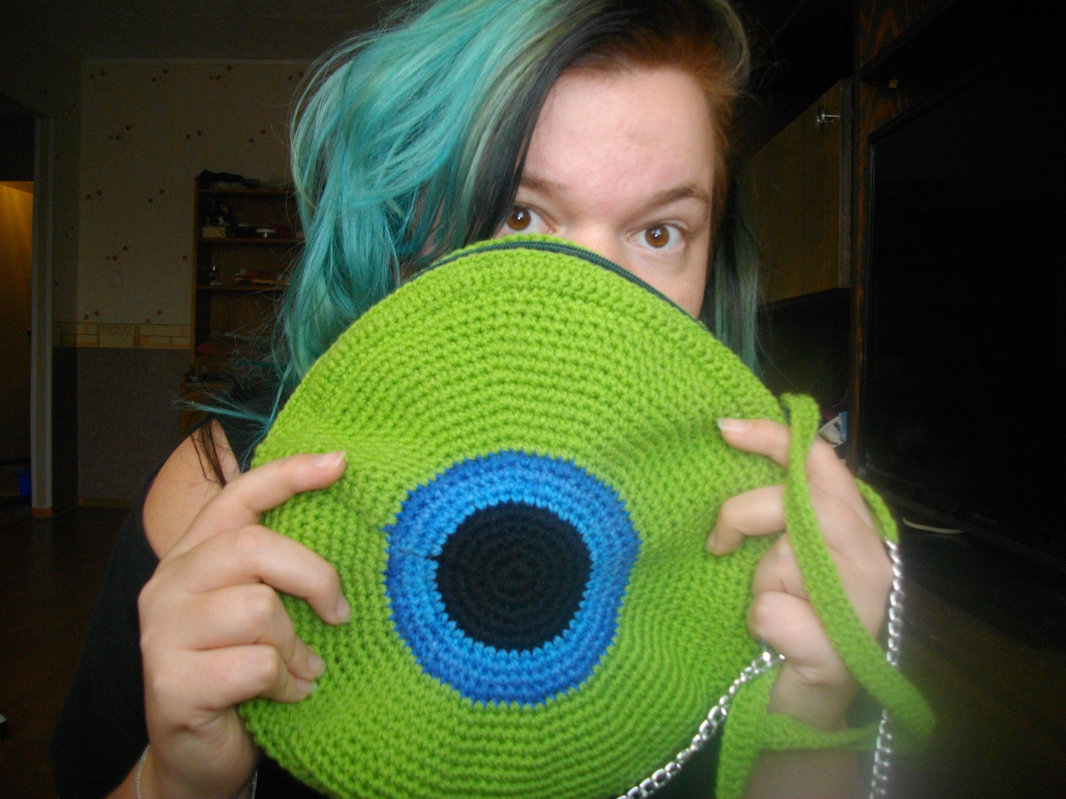A Septic Eye my purse is a septic eye your argument is invalid :d