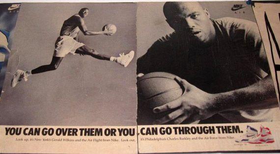 Classic Nike Print Ad Retrospective Sneakernews Com Nike Ad Nike Print Ads
