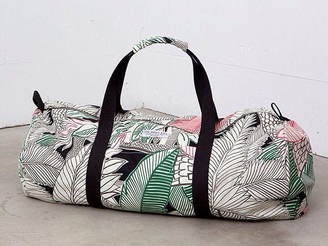The Quiet Life. Bahia duffle bag SS14