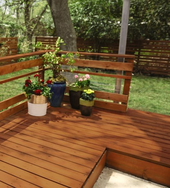 Find the perfect color wood stain for your deck using this guide ...