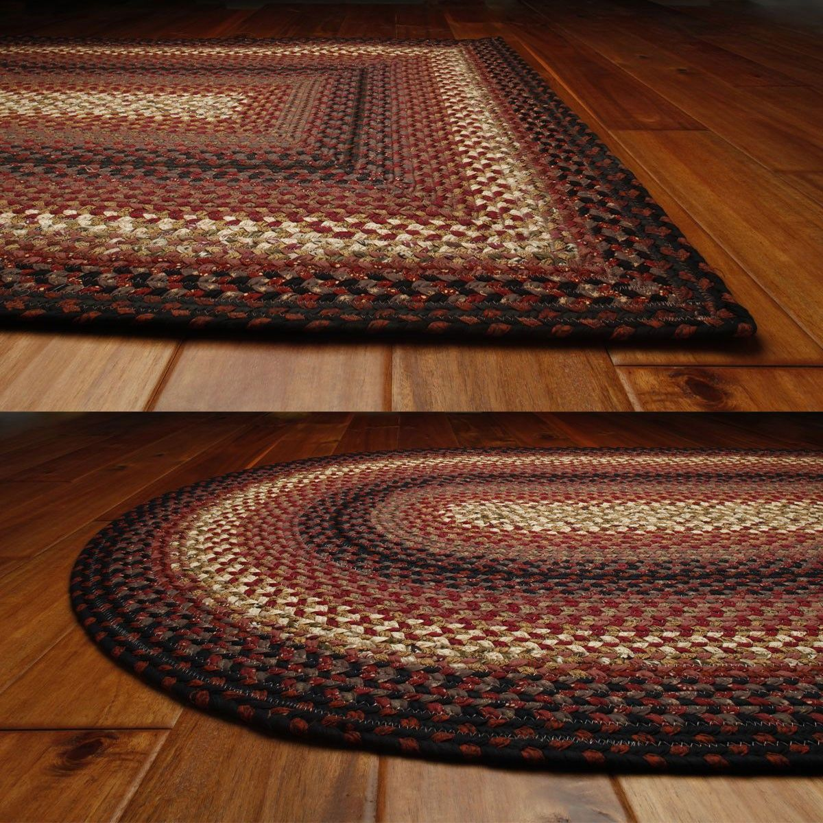 Plumberry Cotton Braided Rugs With Images Braided Jute Rug Oval Braided Rugs Braided Rugs