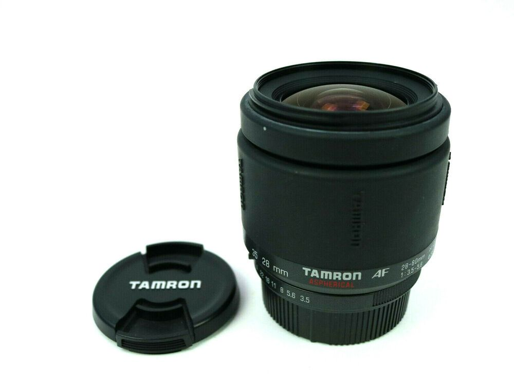 Tamron 77d Af Aspherical 28 80mm F 3 5 5 6 For Pentax Tamron Tamron Pentax Ebay