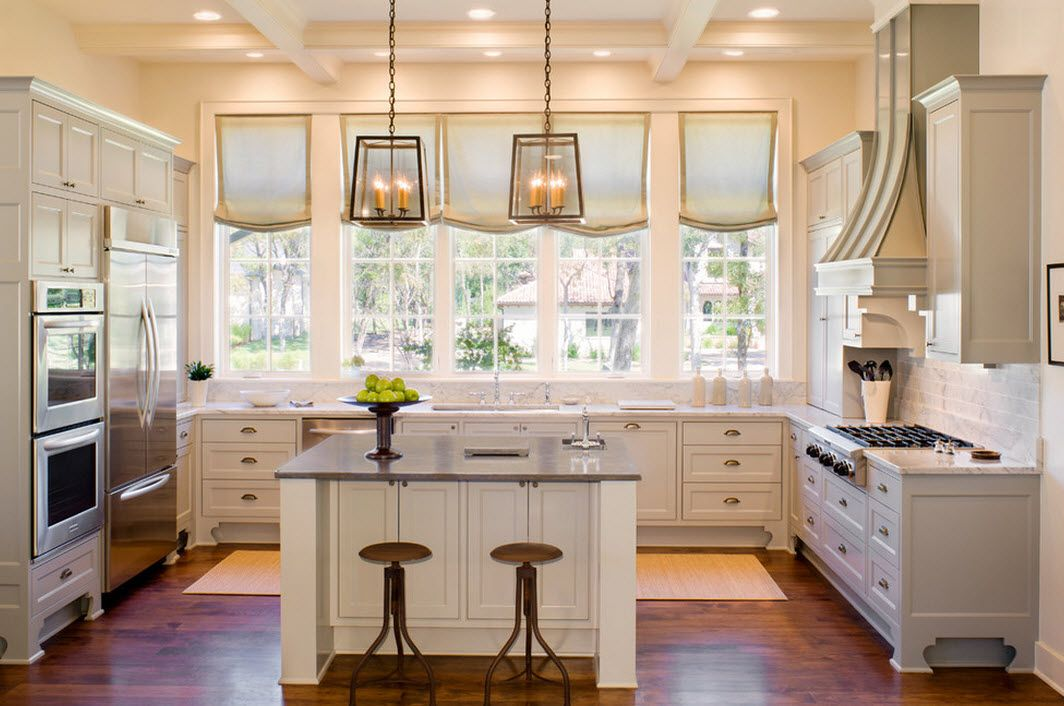 Best pictures of traditional kitchen design Interesting, stylish